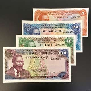 Kenya SET