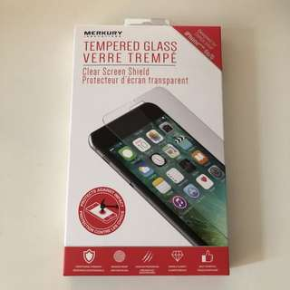Tempered Glass Screen Protected iPhone 6/6s
