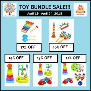 Toy Bundle Sale