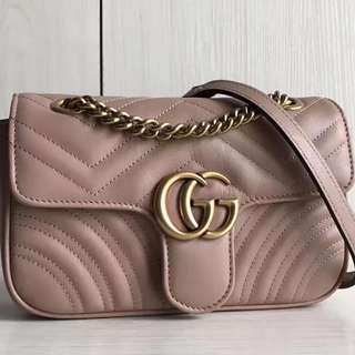 Gucci GG Marmont Bag (Just look at the price without looking at quality.Please bypass,Tq)