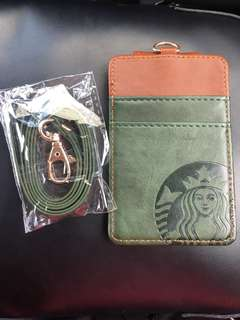 Starbucks Card Caddy