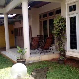 Rumah Tanah Luas 550 m2 di Jatibening Bekasi