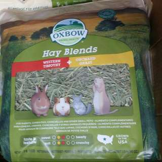 Pets' Gantry-New Stocks Of 40oz Oxbow Hay!