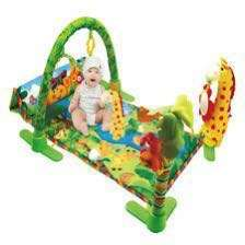 Baby Play Gym Forest Adventure playmat