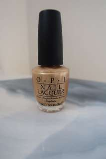 Opi Nail Polish - Rollin' In Cashmere