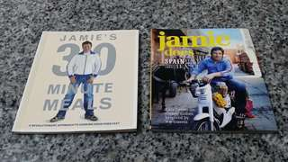 Jamie Oliver Mini-Books (set of 2)