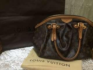 Louis Vuitton Tivoli GM handbag (Authentic)