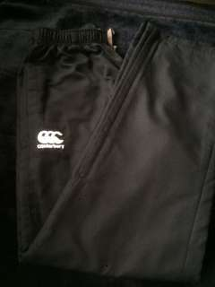 Black & Navy blue Canterbury Pants