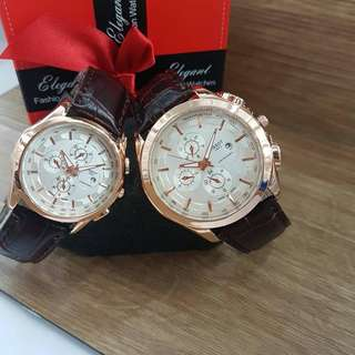 Tissot Couple Set watch