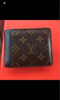 Louis vuitton gasper men wallet