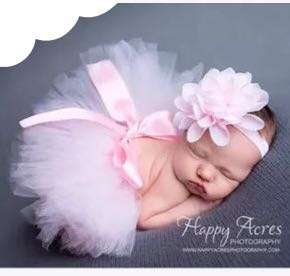 Baby photography dress
