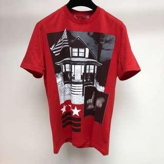 現貨 Givenchy 18ss t-shirt 短tee size : xs/ s/