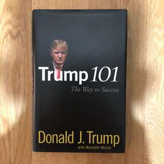 TRUMP 101 The Way to Success