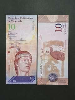 Venezuela 10 Bolivares 🇻🇪 !!!