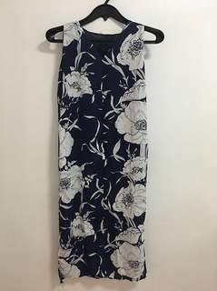 Beach floral dress