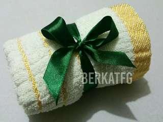 Cotton Towel berkat / doorgift