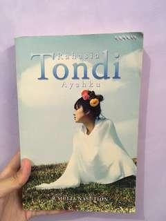 """Novel """"Tondi"""" #japandays2018"""