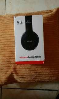 Headphones bluetooth wireless original