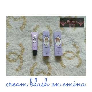 Cream Blush On Emina Pink