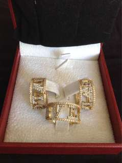Designer set jewelries