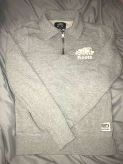 Roots Quarter Zip Polo