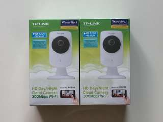 TP-Link HD Day/Night Cloud Camera NC250