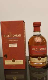 Kilchoman PX finish sherry cask  2009