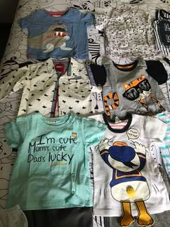 Boy Clothes for 1-2 years old