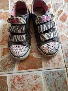 Skechers twinkle toes size US 1