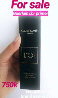 Guerlain L'or Primer