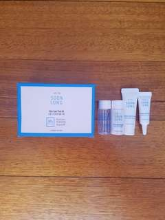 Etude House Soon Jung Skin Care Trial Kit