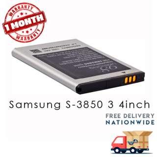 Samsung Battery S3850