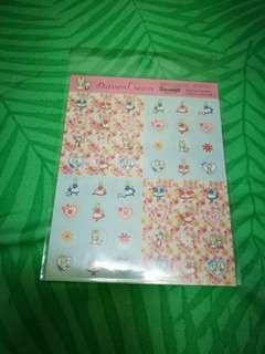 Marron cream 1999年 絕版 日本貼紙