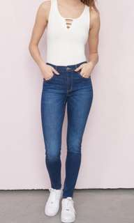 Garage Jeggings (Size 0)
