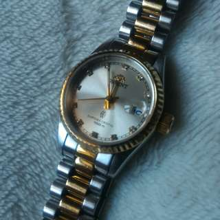 [SOLD thru olx] Orient Sapphire Crystal Watch
