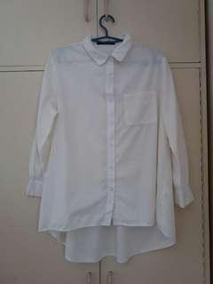 White Long sleeves (Used)
