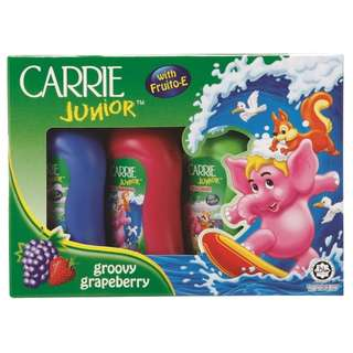 CARRIE JUNIOR TRAVEL TOILETRIES PACK