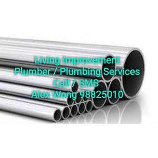 Plumber / Plumbing Services Call 98825010