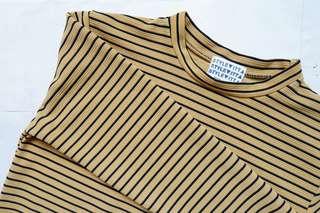 Mustard Long Sleeves Top