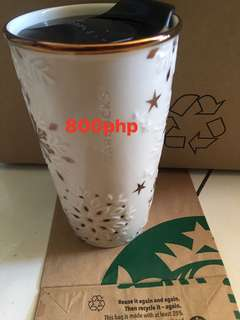 Starbucks Merchandise and Ph Cards Pin intact and INACTIVE
