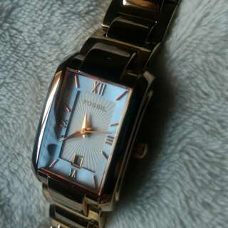 Fossil ES-1943 Rose Gold watch