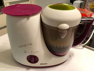 Reduced price!BEABA COOK