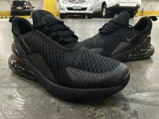 "Nike Airmax 270 ""triple black"""