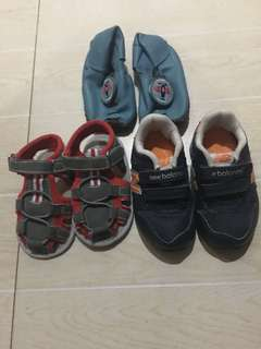 Shoes Bundle for 0-12mos