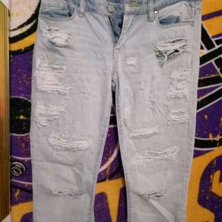 Tattered NYC orig Pants