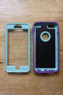 Iphone 6 plus case - Otter box-inspired