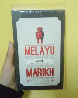 Books| Melayu dari Marikh