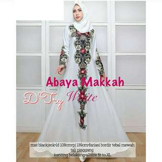 abaya makkah