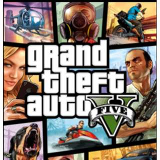 Grand Theft Auto V GTA [GAME PC LAPTOP]