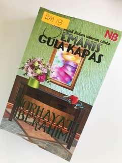Semanis Gula Kapas by Norhayati Berahim